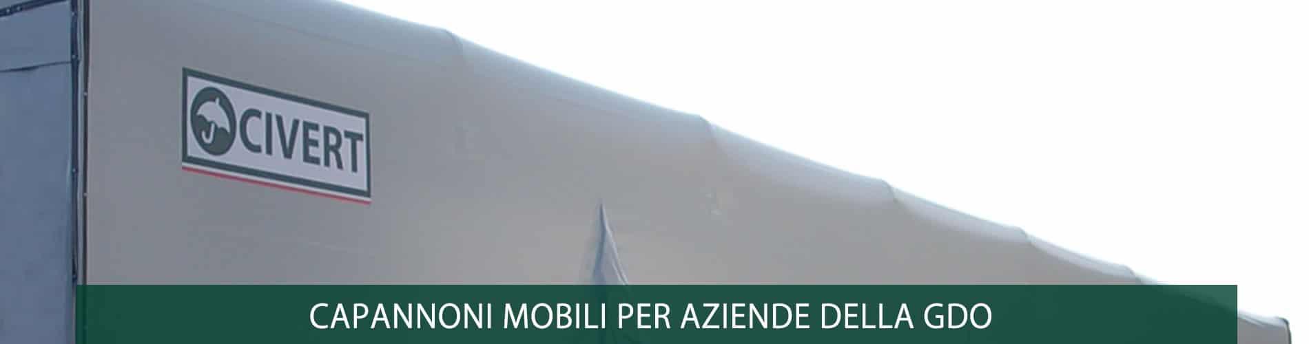 aziende GDO capannoni mobili