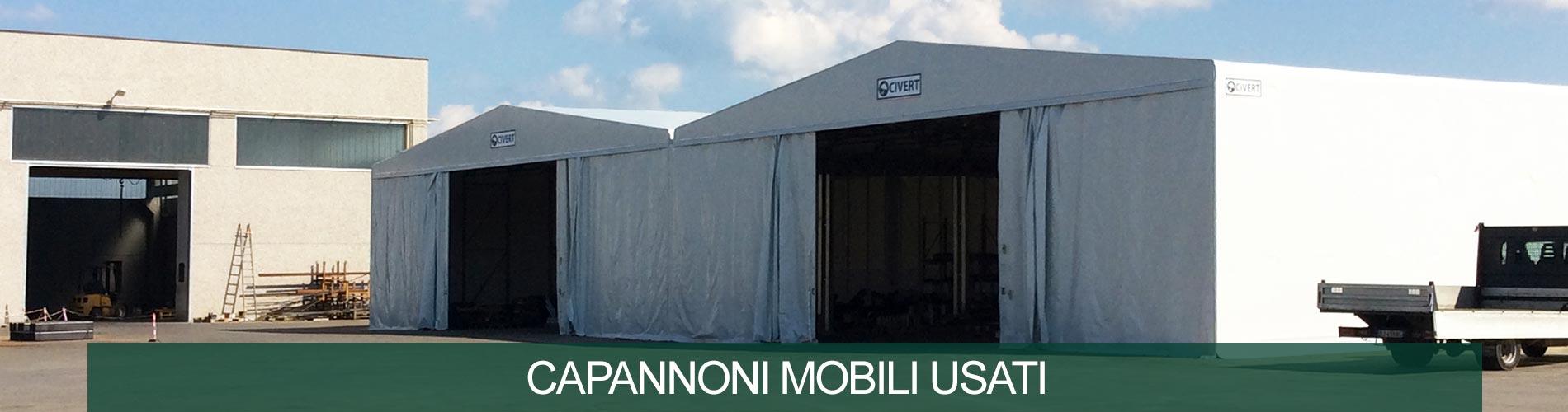 Capannoni mobili usati: tunnel retrattili e coperture in pvc ...